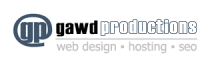 GAWD Productions - Joomla! Sites including custom Templates